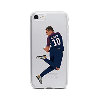 3147257634268 Famee iPhone 7/8 Case football - Neymar - Paris Saint Germain - PSG ...