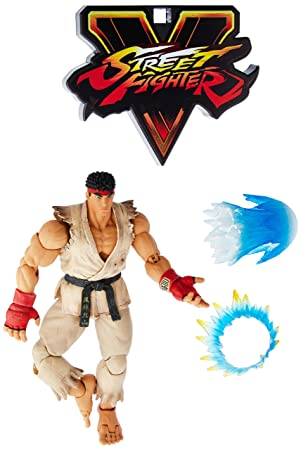 Amazon com storm collectibles 1 12 ryu street fighter v action figure toys games