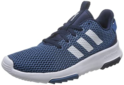 adidas - CF Racer TR W - BC0054 - Color: White-Blue - Size