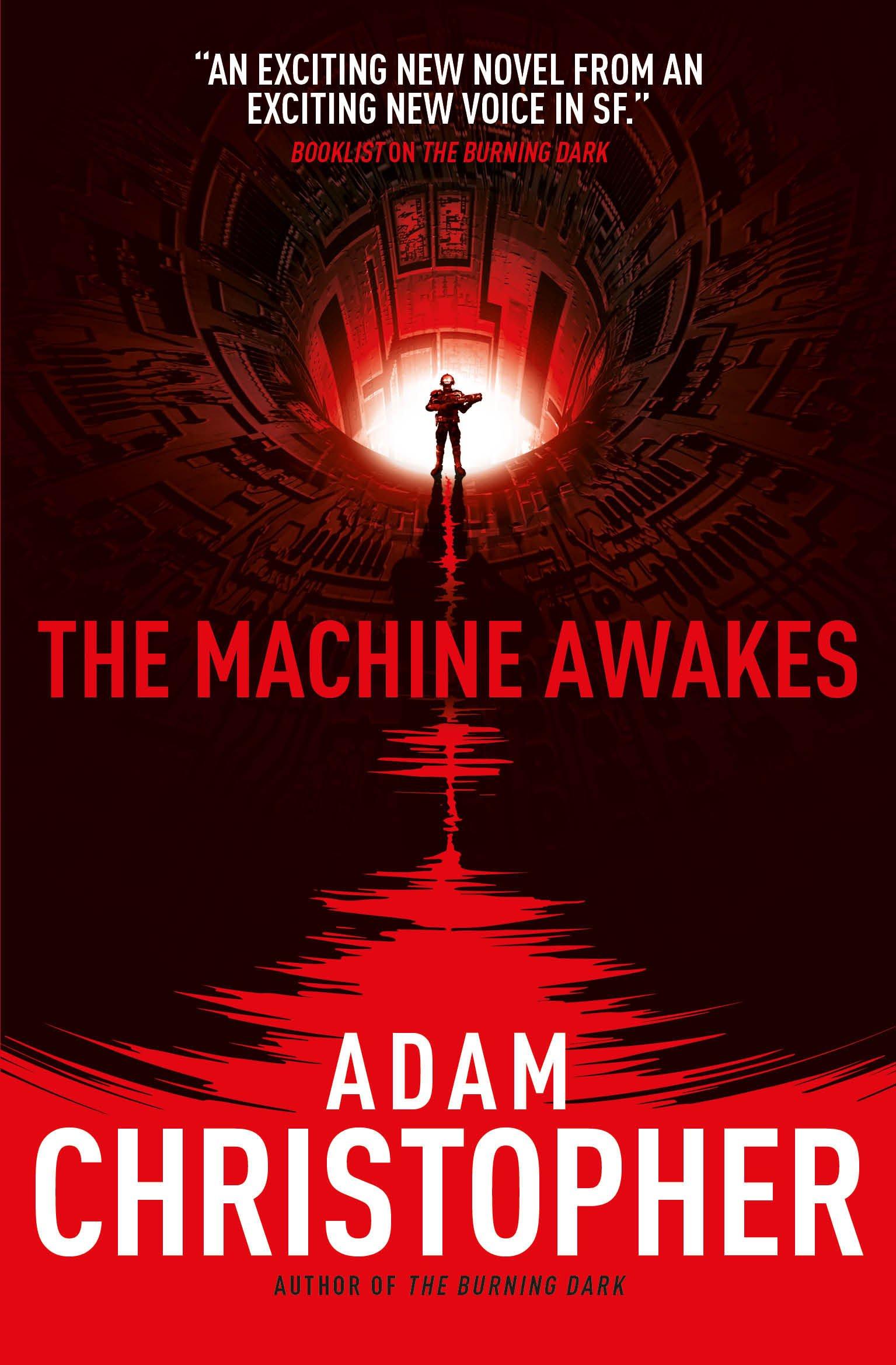 Read Online The Machine Awakes (The Spider Wars 2) pdf