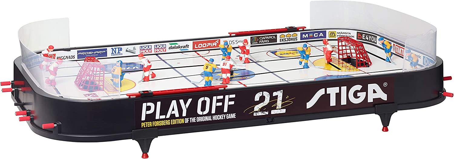 STIGA Play Off 21 Icehockey Game Canada Team Including Bag 96 x 50 cm
