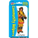Community Helpers & Careers Pocket Flash Cards