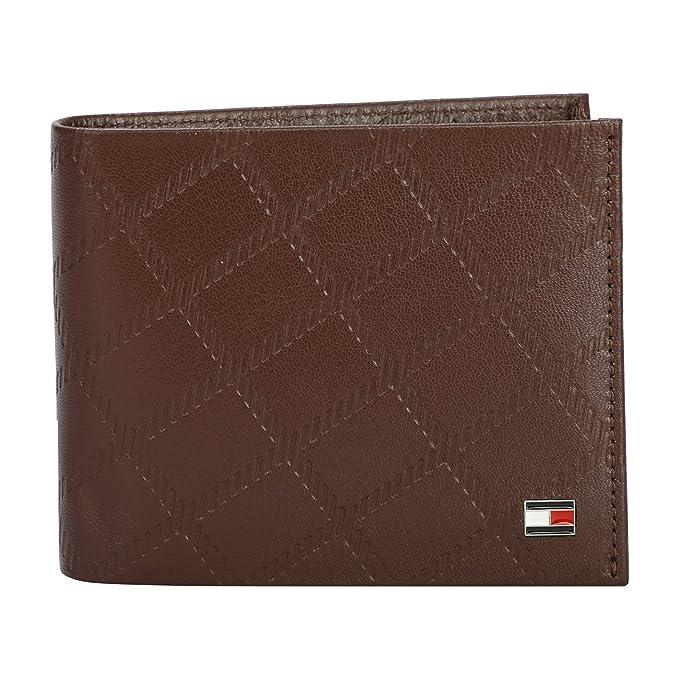 Tommy Hilfiger Cognac Men's Wallet  8903496110708  Wallets