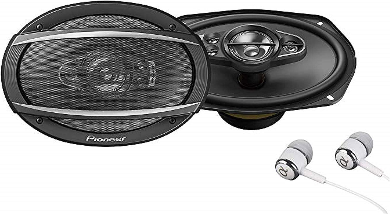 Pioneer TS-A6990F 6x9 5-way coaxial speaker