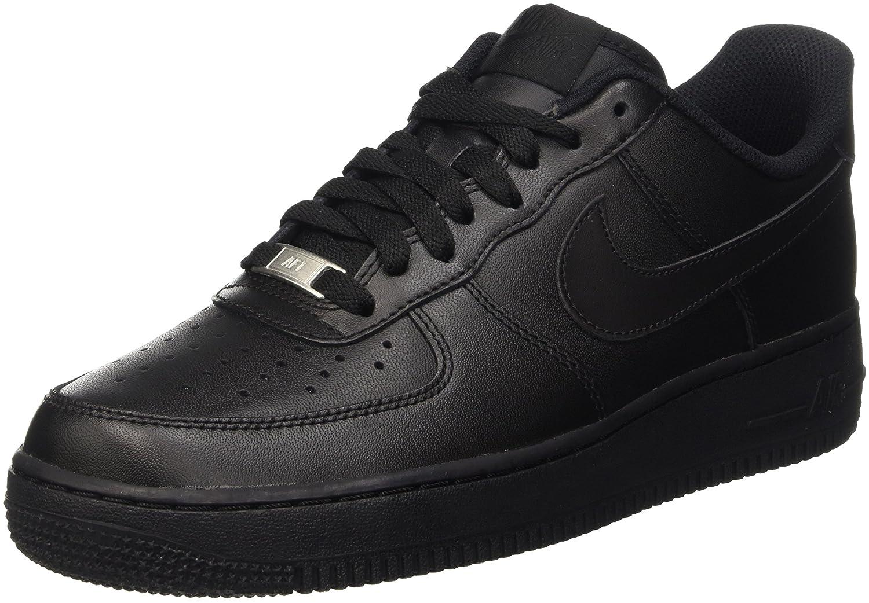 NikeWMNS Air Force 1 07 - Calzado de Deporte Mujer 42 EU|Negro (Black/Black 038)