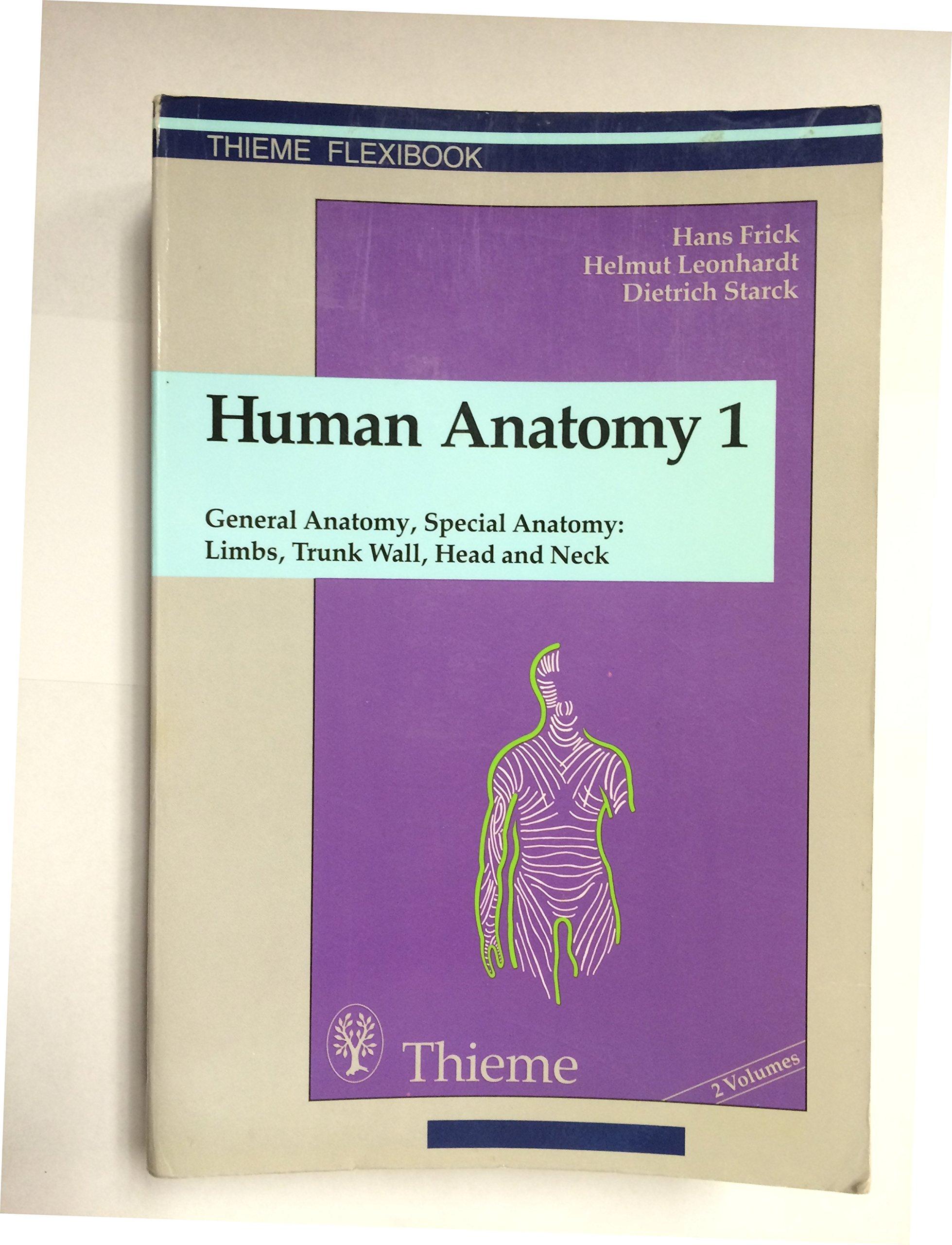 Human Anatomy General Anatomy Special Anatomy Limbs Trunk Wall