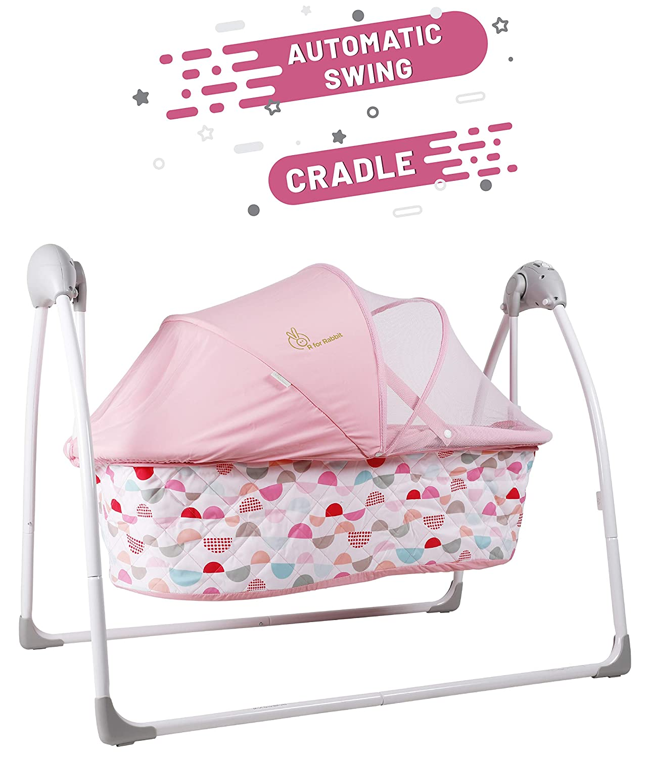 R For Rabbit Lullabies Baby Cradle For Babies - New Born