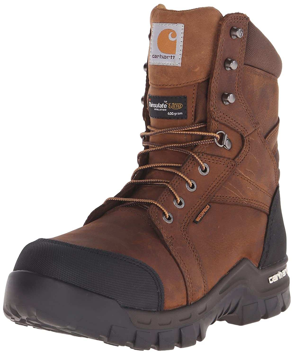 03b5c0a2c3f Carhartt Men's Ruggedflex Safety Toe Work Boot