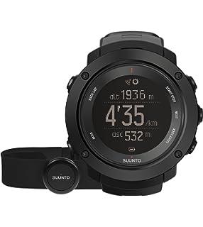 Suunto - Ambit3 Vertical HR - SS021964000 - Reloj GPS Multideporte + Cinturón de frecuencia cardiaca