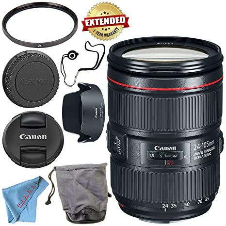 Review Canon EF 24-105mm f/4L