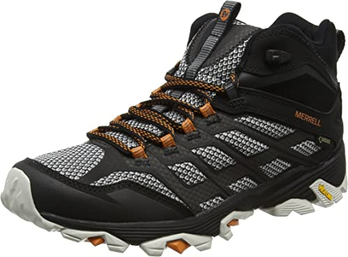 Moab FST Mid GTX High Rise Hiking Boots