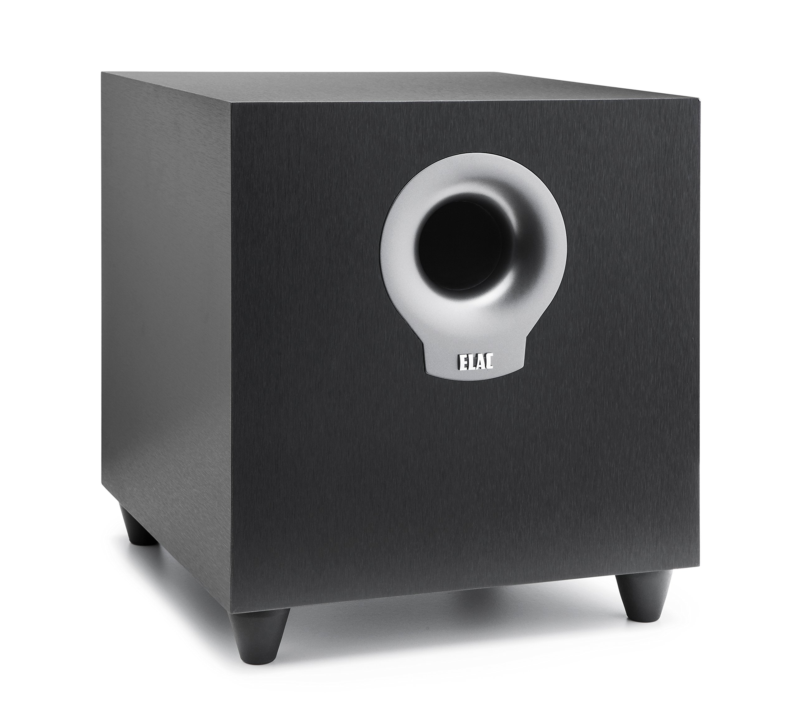ELAC S10 Debut Series 200 Watt Powered Subwoofer by Andrew Jones by Elac