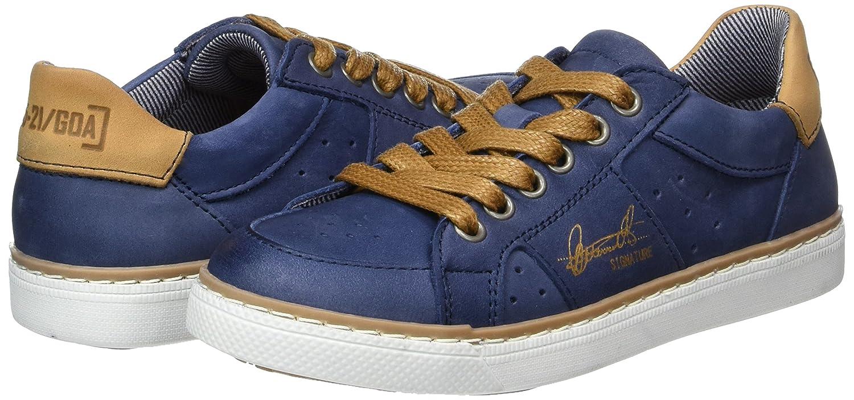 Bullboxer Agm008e5l Boys/' Low-Top Sneakers