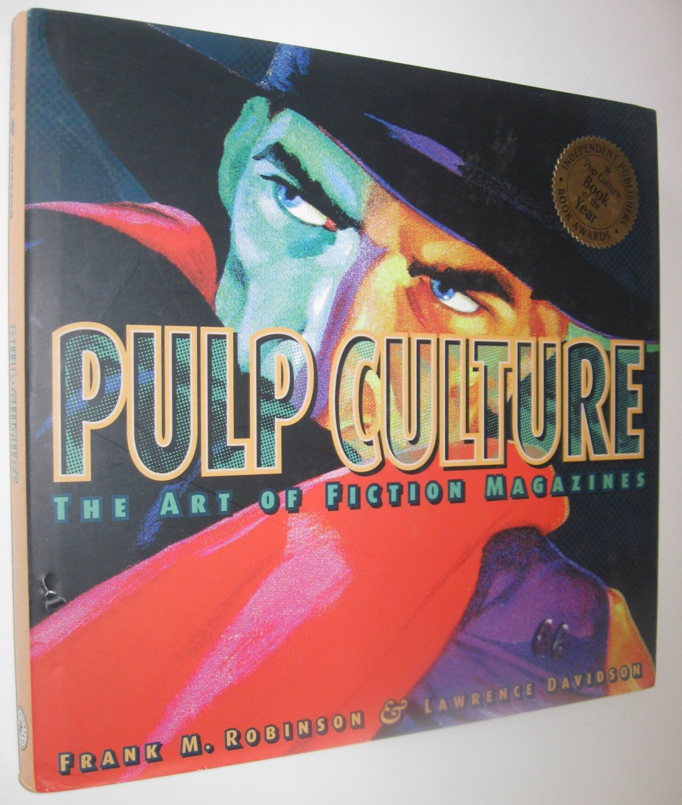 pulp culture the art of fiction magazines