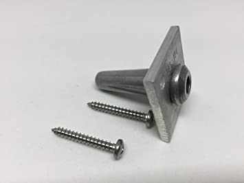 Amazon.com: One Way Anchor Vises for 12-13 Gauge Wire with Screws ...