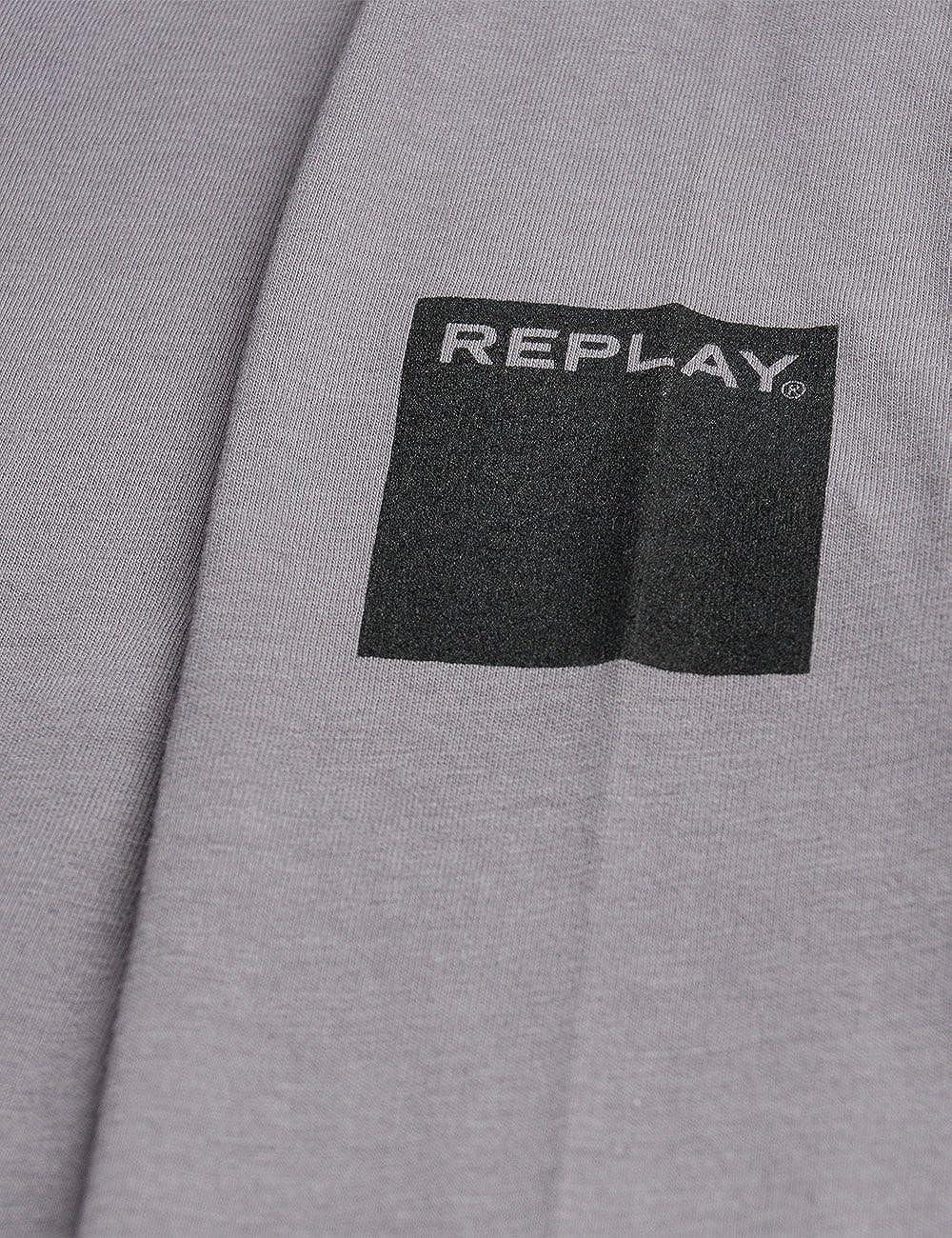 Replay Herren Langarmshirt B01N6EA2LO Langarmshirts Viele Viele Viele Sorten e2f1bb