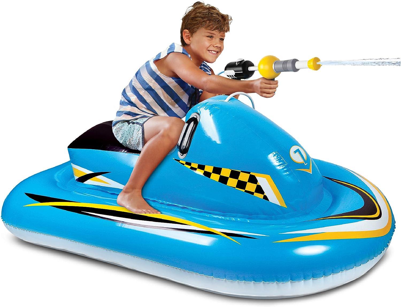 Amazon.com: Discovery - Flotador inflable para niños con ...