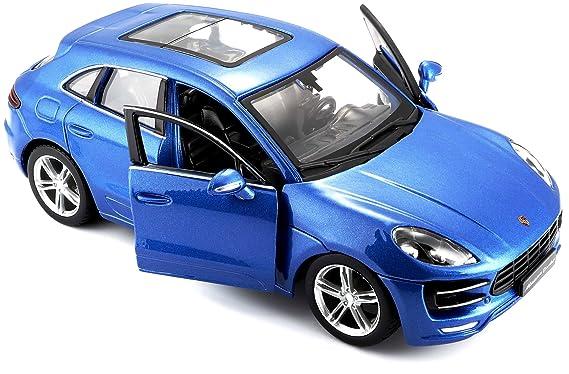 Bburago 18-21077 Porsche Macan 1:24, colores surtidos: Amazon.es: Juguetes y juegos