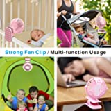 Stroller Fan Clip on Battery Operated