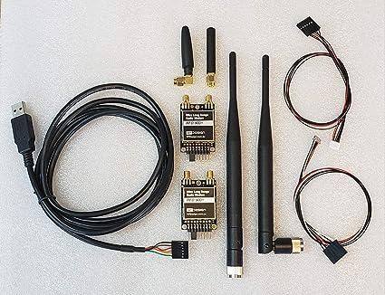 Amazon com: RFDesign RFD900+ Telemetry Radios- Pix1 and Pix2