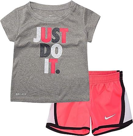 Infant Girls 2 Piece Shirt