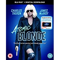 Atomic Blonde (Blu-Ray + Digital Download) [2017]