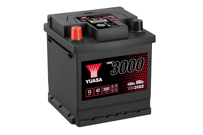 Yuasa YBX3102 SMF Starter Battery
