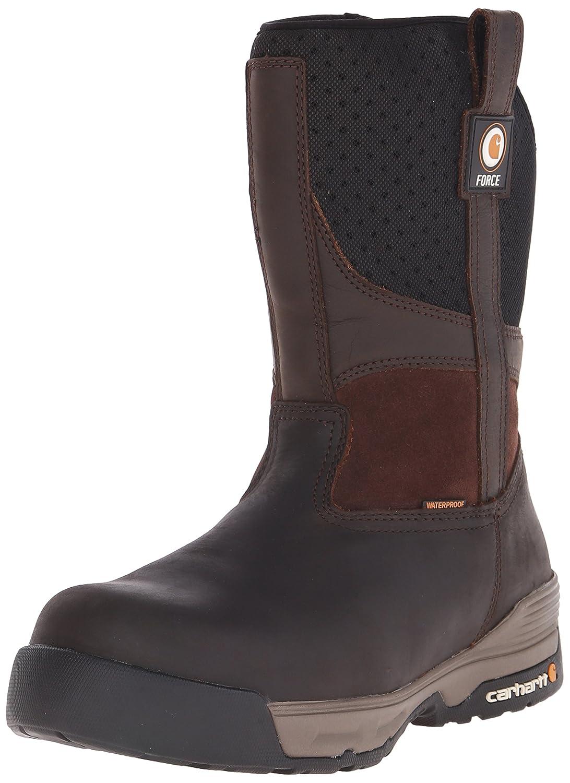 Carhartt メンズ B00T4WTLB4 12 mens_us|Brown Coated Leather Brown Coated Leather 12 mens_us