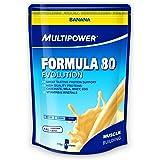 MULTIPOWER Formula 80 Evolution 510g (Goût: Fresh Yoghurt Cherry)