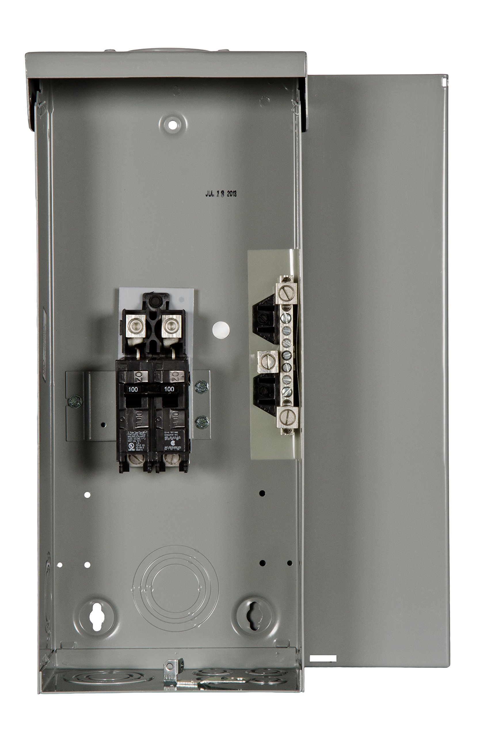 Murray LW100CRU 100A Circuit Breaker enclosure, Breaker included