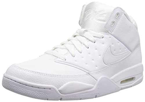 Air ShoeWhitewhitewhite Basketball Nike Flight Classic Men's vY7Igybf6