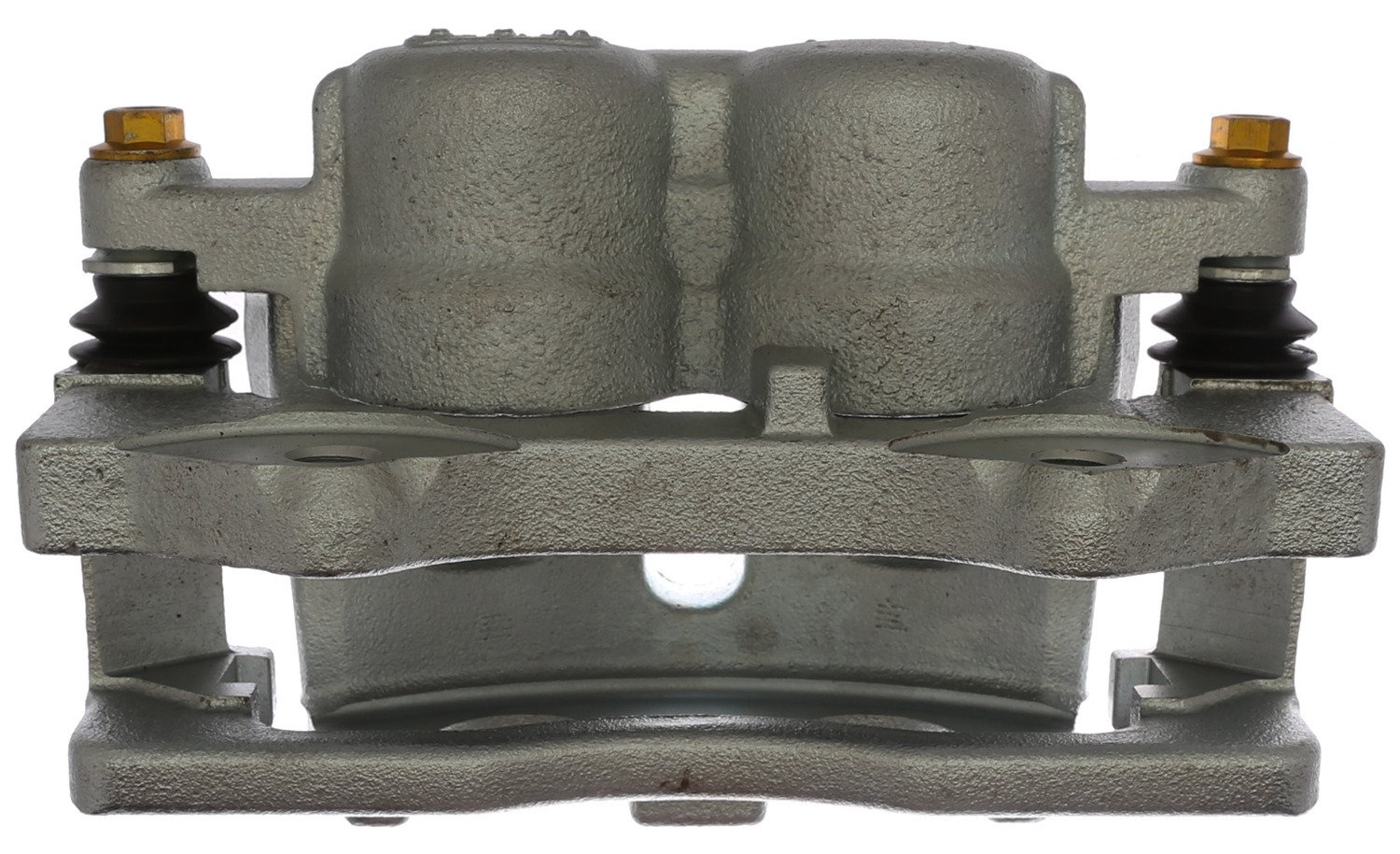 Loaded Coated Remanufactured ACDelco 18R12584C Professional Front Driver Side Disc Brake Caliper Assembly with Pads