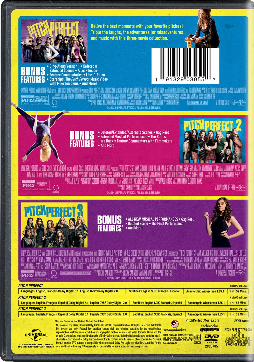 Pitch Perfect (2012) online HD