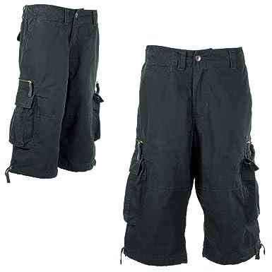 Combat Shorts Mens