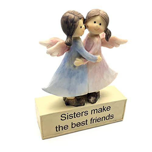 Angel Sister Gift With Sentimental Verse