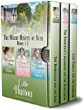 The Merry Misfits of Bath: Books 1-3
