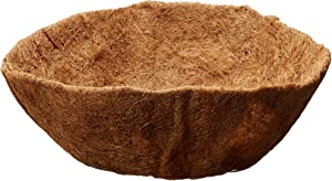 "Bosmere Replacement Coco Fiber Basket Liner for 20"" Round Baskets"
