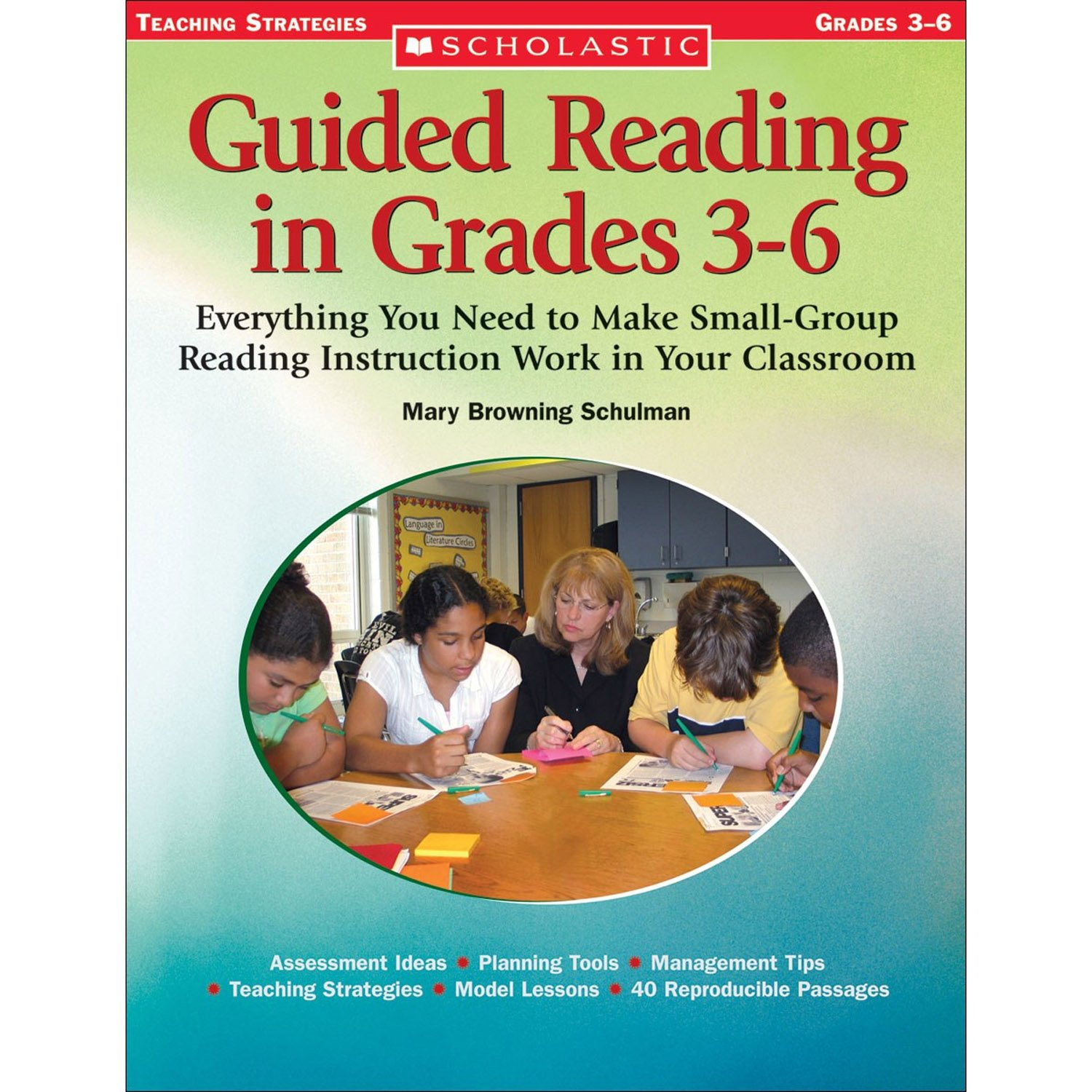 Amazon Guided Reading In Grades 3 6 9780439443975 Mary