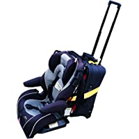 Car Seat Travel Belt | Car Seat Travel Strap to Convert Your Car Seat and Carry-on Luggage into an Airport Car Seat…