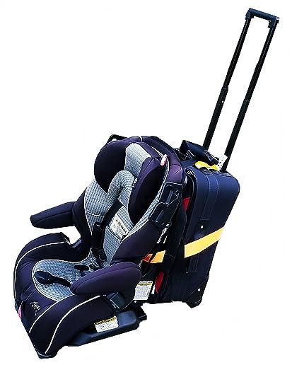 Amazon.com: Car Seat Travel Belt | Car Seat Travel Strap to Convert ...