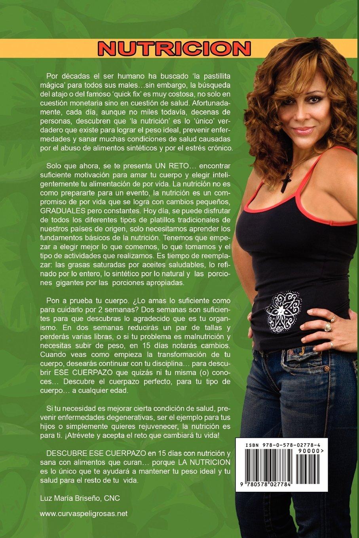 Cuerpazo A Cualquier Edad Nutricion Amazones Luz Maria Briseno