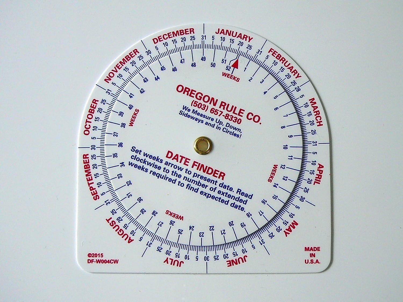 Amazon Date Finder Rotating Calendar Calculator