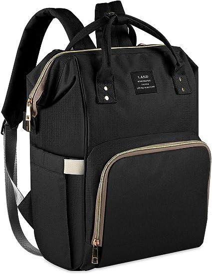 designer rucksack changing bag