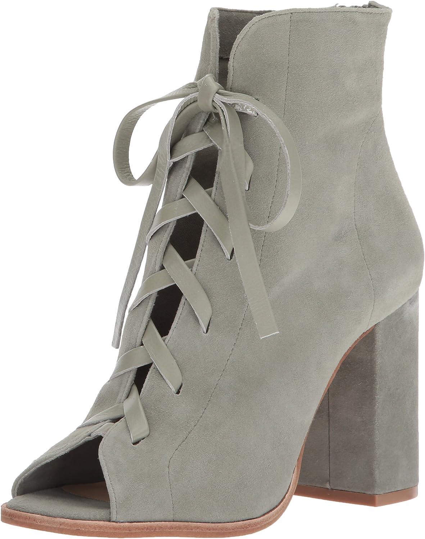 Chinese Laundry Kristin Cavallari Women's Layton Ankle Boot, sage, 10 M US
