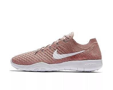 Nike - Zapatillas para Mujer Rosa Rust Pink/White: Amazon.es: Zapatos y complementos