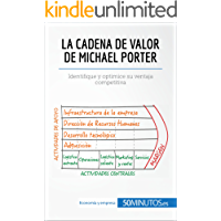 La cadena de valor de Michael Porter: Identifique y optimice su ventaja competitiva (Gestión y Marketing)