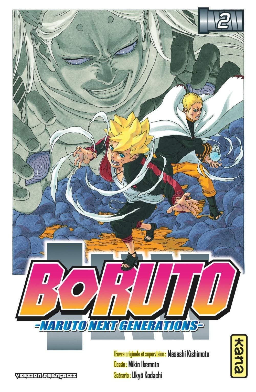 Boruto - Naruto next generations -, tome 2: Amazon.es: Ukyo ...