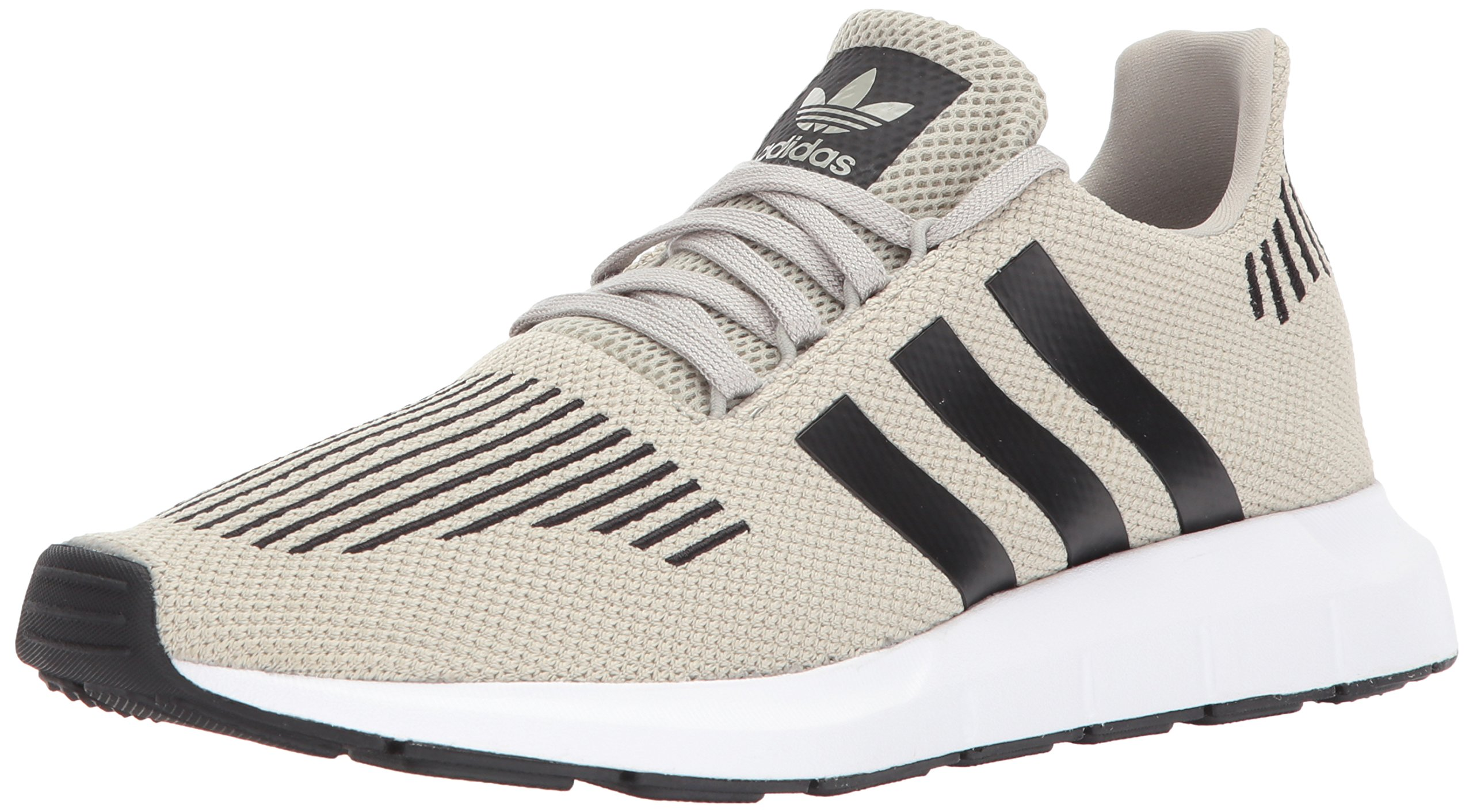adidas Originals Men's Swift Run, Sesame/Black/White, 11 Medium US by adidas Originals