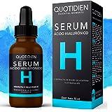 Serum Ácido Hialurónico Facial+Vitamina B5+Extracto de Bulbo de Azafrán-99% Ingredientes Naturales-Hidratación Intensa…