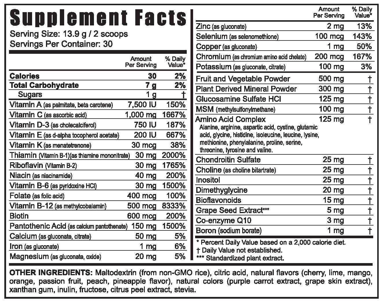 BTT BEYOND TANGY TANGERINE - 125 Travel Packets by Youngevity (Image #1)